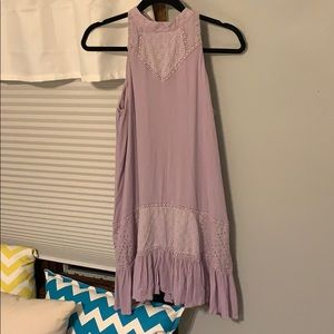 Light purple Francesca's dress